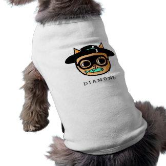 夜盗のイラストレーション ペット服