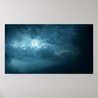 夜空 ポスター