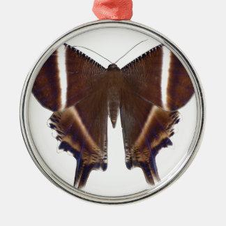 夜蝶 メタルオーナメント