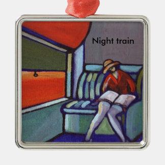 夜行列車、オーナメント メタルオーナメント
