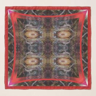 夜警の鏡 スカーフ