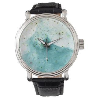 夜警員の本 腕時計