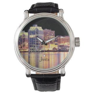 夜都市腕時計 腕時計