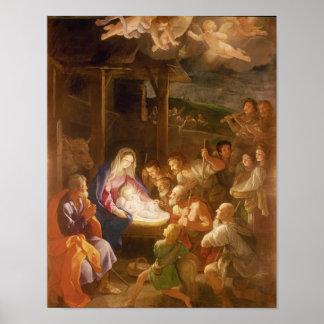 夜1640年の出生 ポスター