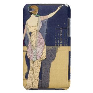 夜、イブニング・ドレスのためのデザインの告別 Case-Mate iPod TOUCH ケース