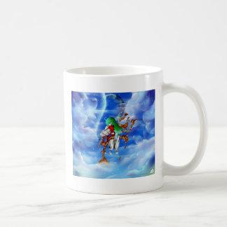 夜 コーヒーマグカップ
