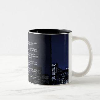 夜 ツートーンマグカップ