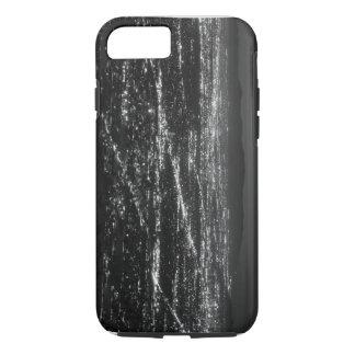 夜iphoneの場合のフェニックス都市ライト iPhone 8/7ケース
