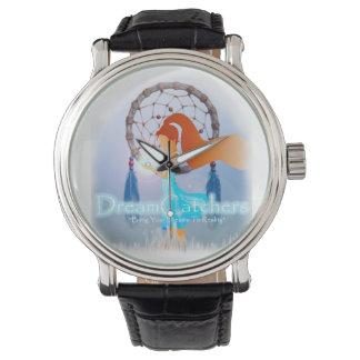 夢のキャッチャーの腕時計 腕時計