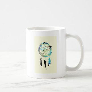 夢のキャッチャー コーヒーマグカップ