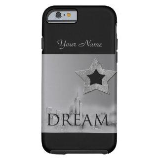 夢のニューヨークシティはIphoneの一流の箱を個人化します ケース
