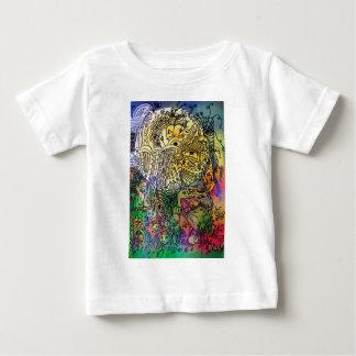 夢の呼出し ベビーTシャツ