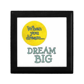 夢の大きいがによって夢を見る時 ギフトボックス