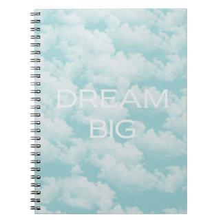 夢の大きい ノートブック