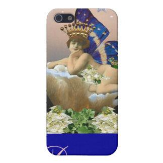夢の妖精のIphone Specの場合 iPhone 5 ケース