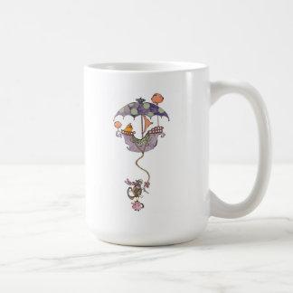 夢の子猫のマグ コーヒーマグカップ