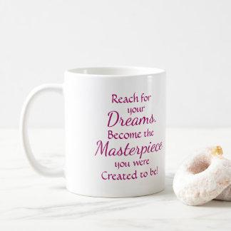 夢の最高傑作のバックアイズの木の芽のマグ コーヒーマグカップ