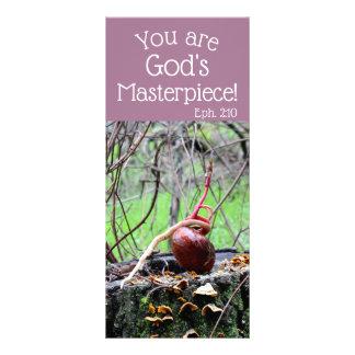 夢の最高傑作のバックアイズの木の芽の棚カード ラックカード