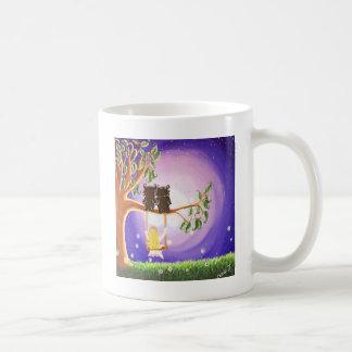 夢の芸術家の振動はFletcherを大事にします コーヒーマグカップ