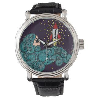 夢の進水 腕時計