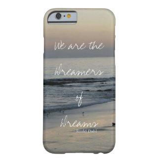 夢の電話箱の夢みる人 BARELY THERE iPhone 6 ケース