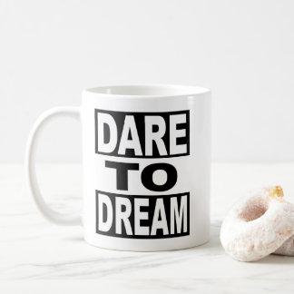 夢への挑戦 コーヒーマグカップ