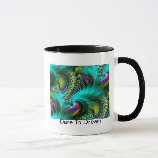 夢への挑戦 マグカップ