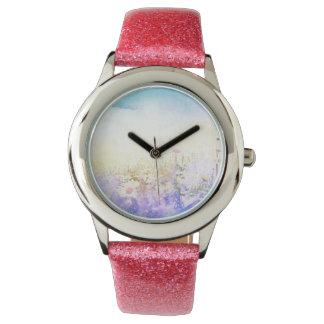 夢みるようなデイジー 腕時計