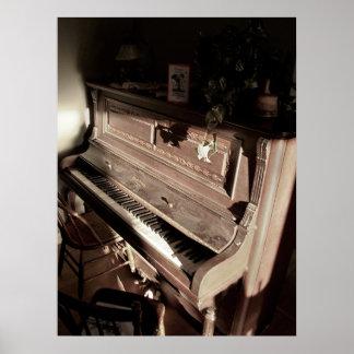 夢みるようなピアノ ポスター