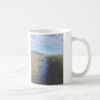 夢みるような入り江のマグ コーヒーマグカップ