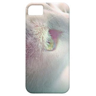 夢みるような猫のポートレート iPhone SE/5/5s ケース