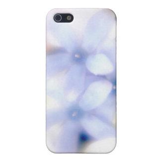 夢みるような紫色の花 iPhone 5 CASE