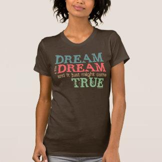 夢を見て下さい小さい夢を…. Tシャツ