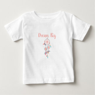 夢大きDreamcatcherモモ ベビーTシャツ