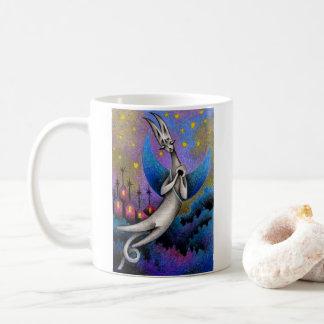 夢猫 コーヒーマグカップ