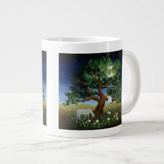 夢1994年の木 ジャンボコーヒーマグカップ