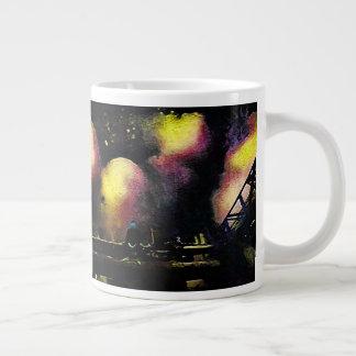 夢 ジャンボコーヒーマグカップ
