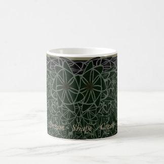 夢、形は、コーヒー・マグを作成します マジックマグカップ