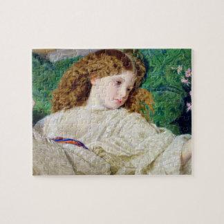 夢、c.1861 (w/c、グラフ上のbodycolourそしてゴム ジグソーパズル