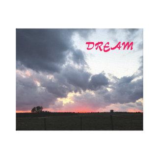 夢DREAMSCAPE キャンバスプリント