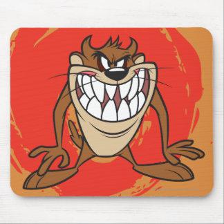 大きいにやにや笑いTAZ™ マウスパッド