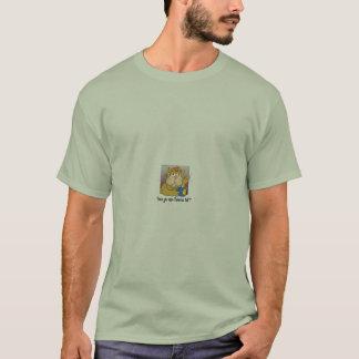 -大きいのThelonius猫 Tシャツ