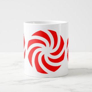 大きいはっか菓子のジャンボマグ ジャンボコーヒーマグカップ