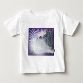 大きいアイディアはTEOによって行う何 ベビーTシャツ