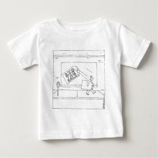 大きいガレージセール ベビーTシャツ