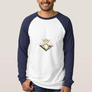 大きいスペイン人のスタイルのセントルイスのフットボールのユーロのロゴ Tシャツ