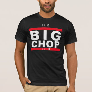 大きいチョップ Tシャツ