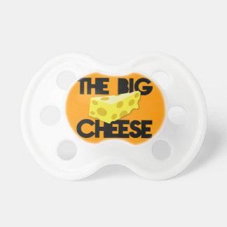 大きいチーズ! おしゃぶり