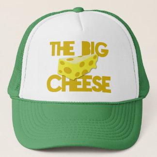 大きいチーズ! ボス キャップ