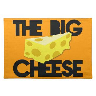 大きいチーズ! ランチョンマット